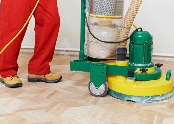 polished floor maintenance