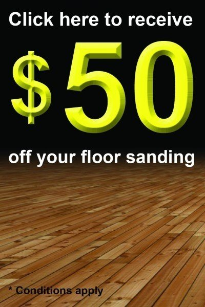 floor sanding discount voucher