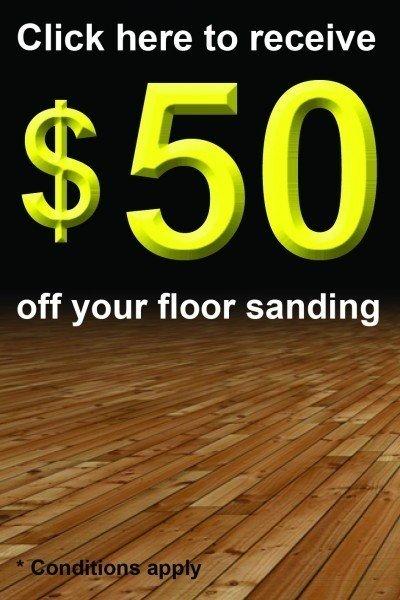 floor sanding discount voucher