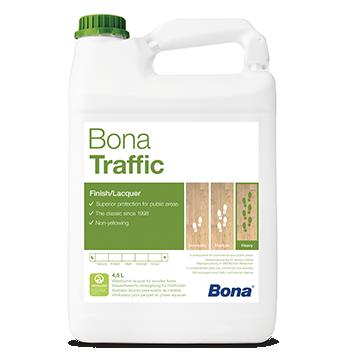 Bona Traffic Non Yellowing Timber Floor Polishing