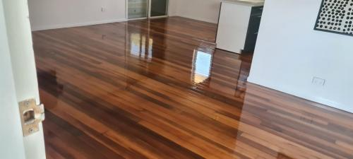 Floor Sanding and Polishing Living