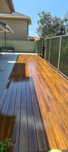Deck Floor Sanding and Polishing Noosa